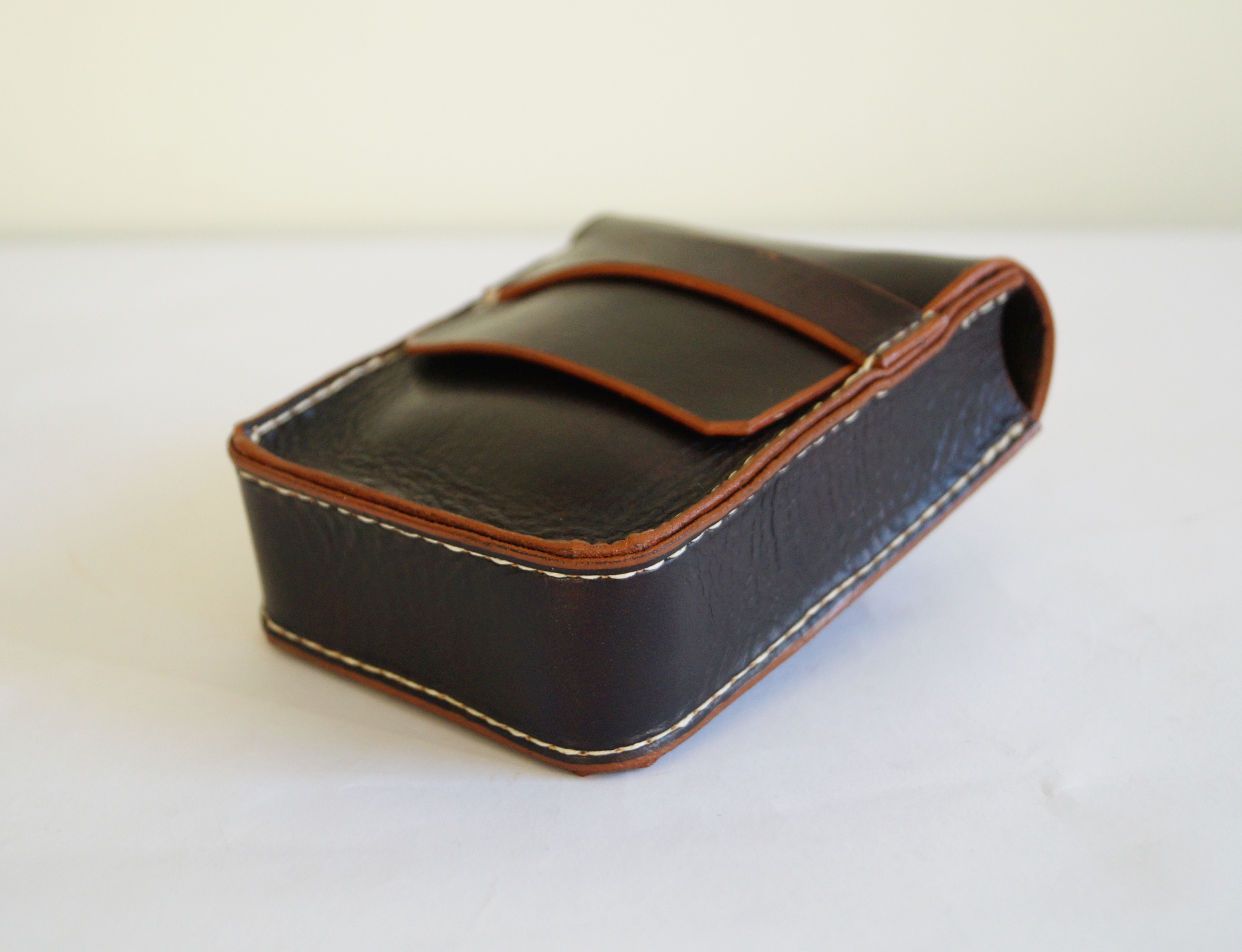 Handmade leather Belt Pouch from TeLeather
