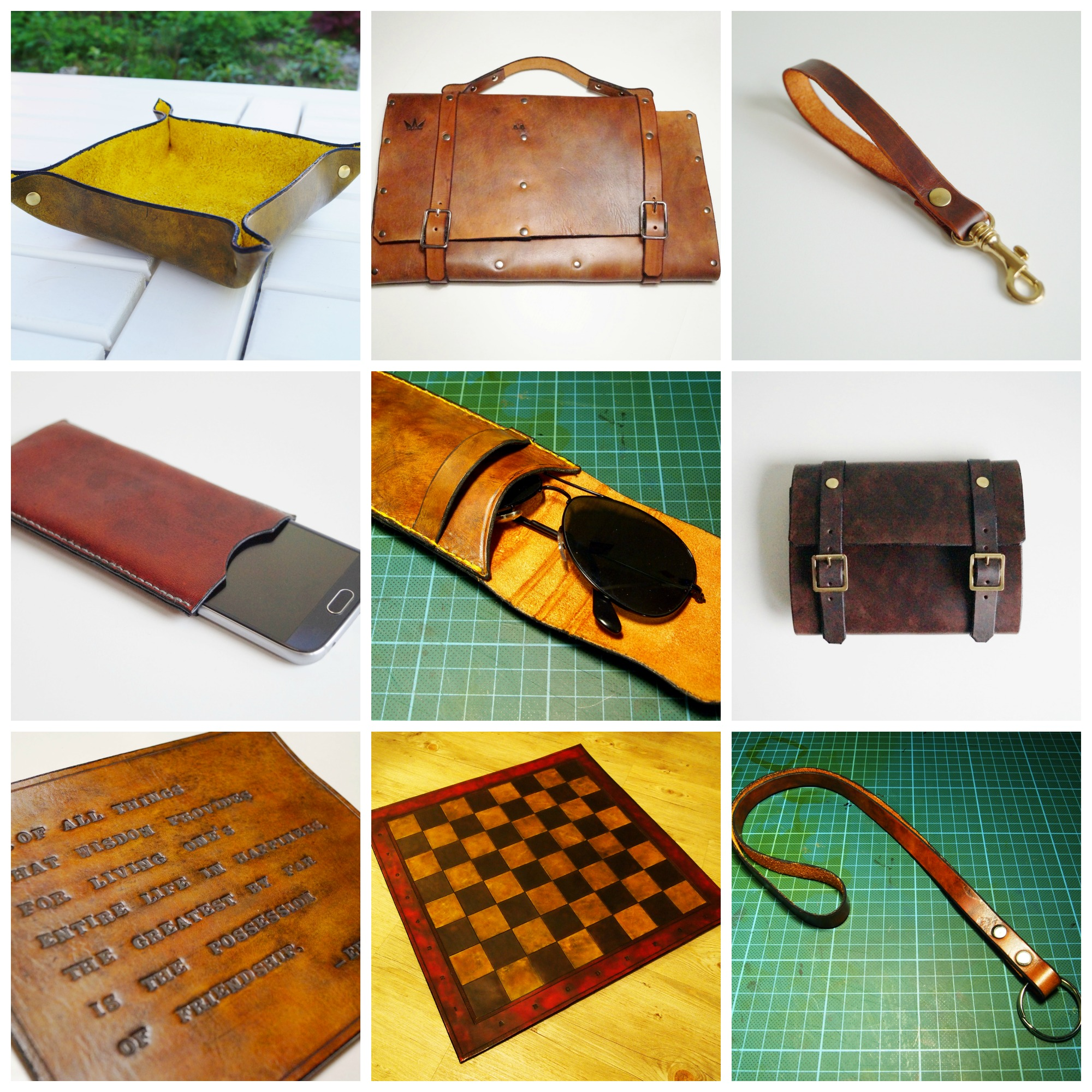 handmade leather other items